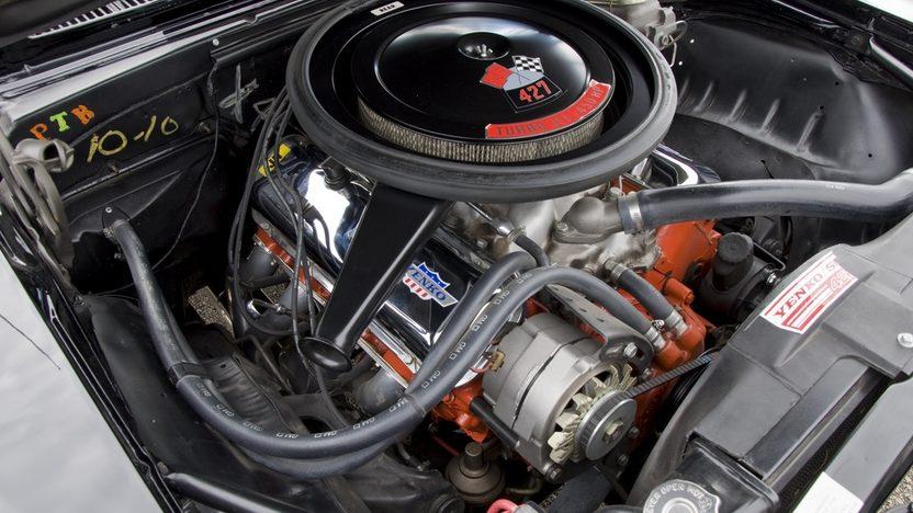 1969 Chevrolet Camaro 396 CI, 4-Speed presented as lot T210 at Kansas City, MO 2011 - image6