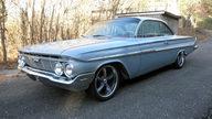 1961 Chevrolet Impala Bubble Top 409/350 HP, 4-Speed presented as lot T219 at Kansas City, MO 2011 - thumbail image8