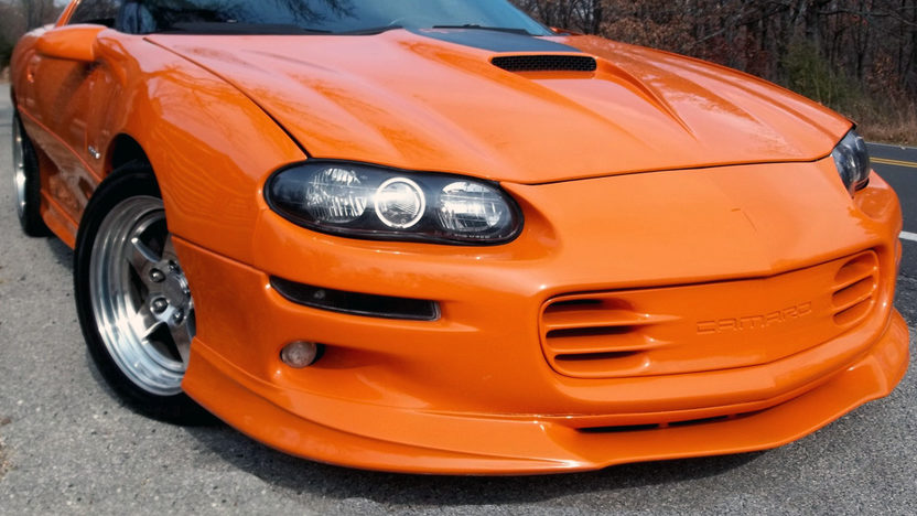 1994 Chevrolet Camaro Z28 383/453 HP, 6-Speed presented as lot T235 at Kansas City, MO 2011 - image6