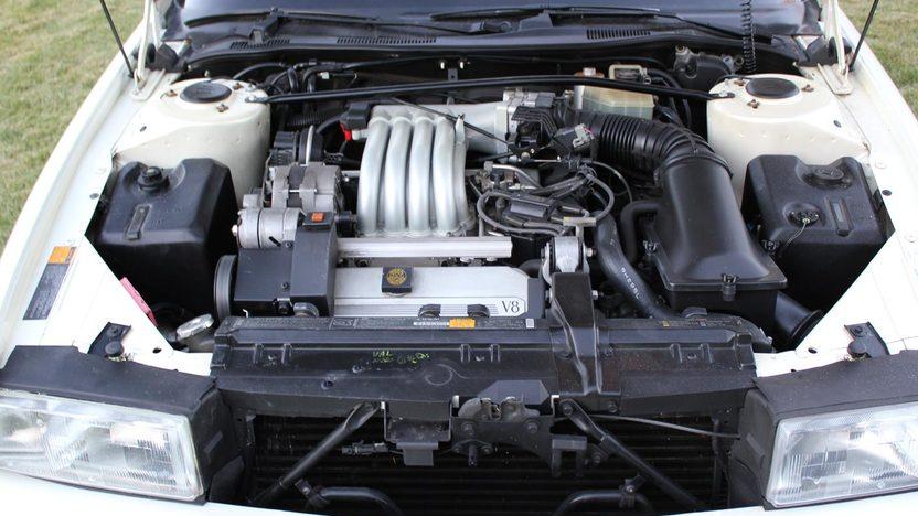 1990 Cadillac Allante 2-Door presented as lot T240 at Kansas City, MO 2011 - image4