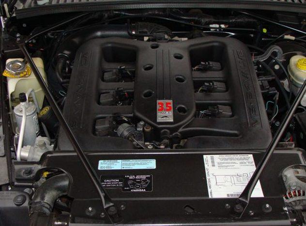 1999 Plymouth Prowler presented as lot T241 at Kansas City, MO 2011 - image5