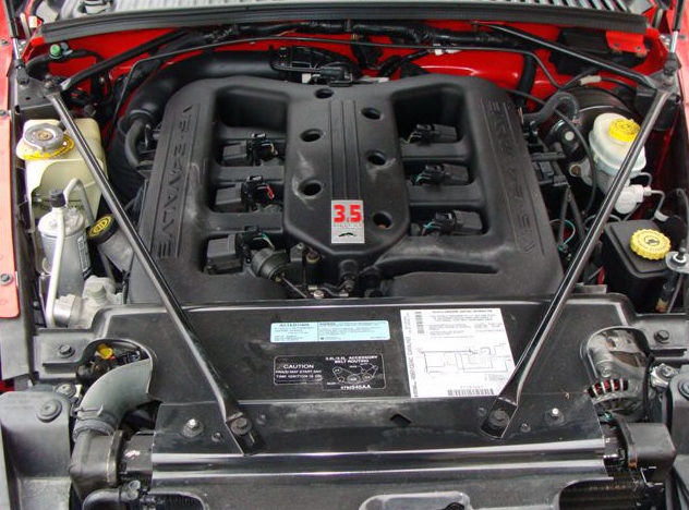 1999 Plymouth Prowler presented as lot T242 at Kansas City, MO 2011 - image6