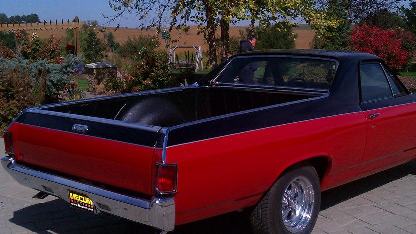 1968 Chevrolet El Camino 327 CI, Automatic presented as lot F4 at Kansas City, MO 2011 - image2