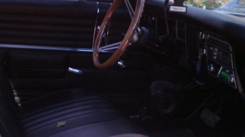 1968 Chevrolet El Camino 327 CI, Automatic presented as lot F4 at Kansas City, MO 2011 - image4