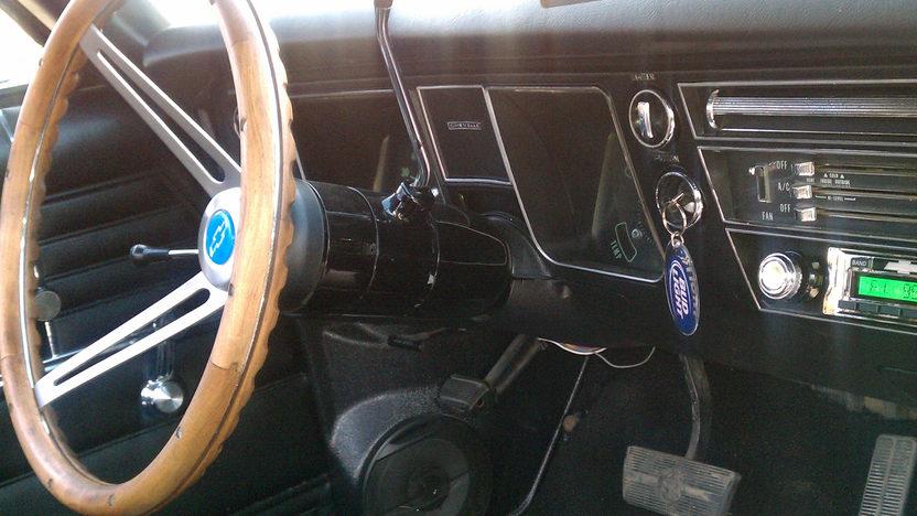 1968 Chevrolet El Camino 327 CI, Automatic presented as lot F4 at Kansas City, MO 2011 - image5