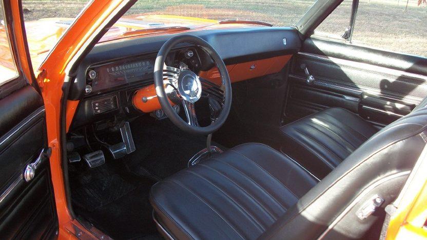1968 Chevrolet Nova SS presented as lot F8 at Kansas City, MO 2011 - image4