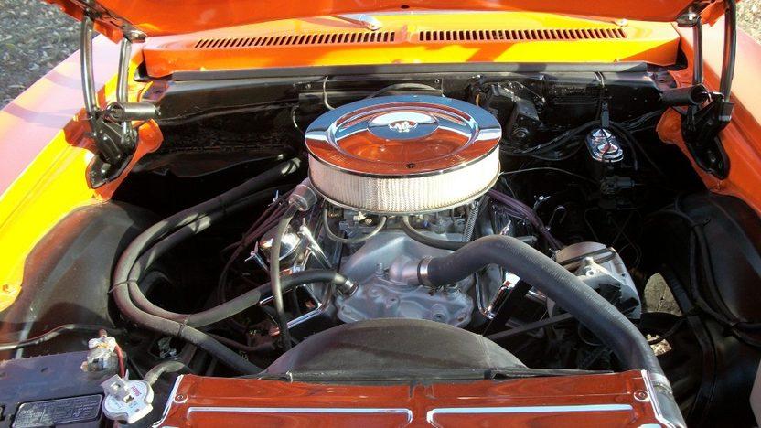 1968 Chevrolet Nova SS presented as lot F8 at Kansas City, MO 2011 - image5