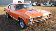 1968 Chevrolet Nova SS presented as lot F8 at Kansas City, MO 2011 - thumbail image7