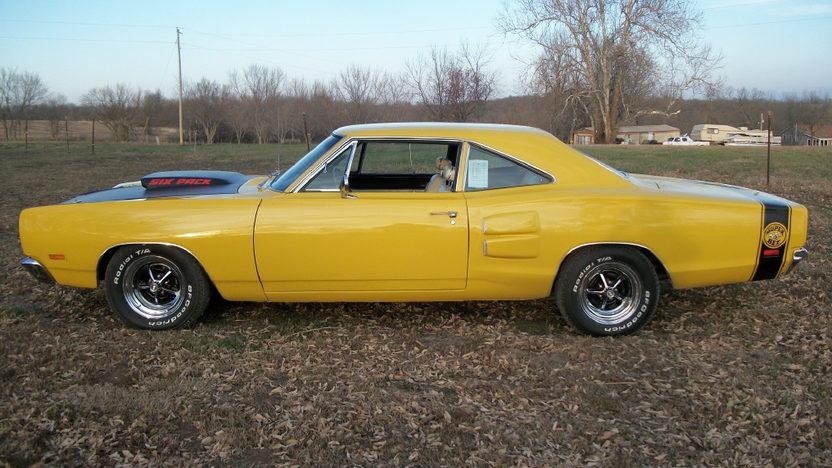 1969 Dodge Super Bee presented as lot F11 at Kansas City, MO 2011 - image2