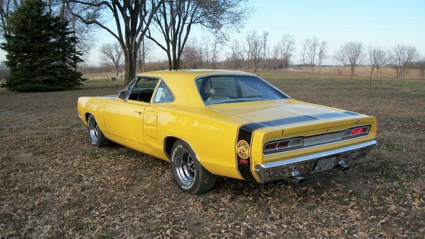 1969 Dodge Super Bee presented as lot F11 at Kansas City, MO 2011 - image3