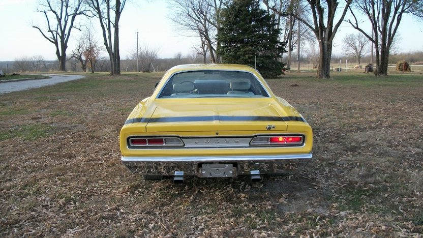 1969 Dodge Super Bee presented as lot F11 at Kansas City, MO 2011 - image7