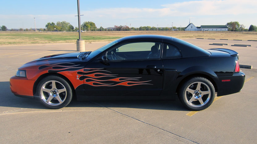 2004 Ford Mustang Cobra SVT 4.6/875 HP, 6-Speed presented as lot F13 at Kansas City, MO 2011 - image3