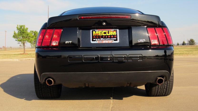 2004 Ford Mustang Cobra SVT 4.6/875 HP, 6-Speed presented as lot F13 at Kansas City, MO 2011 - image4