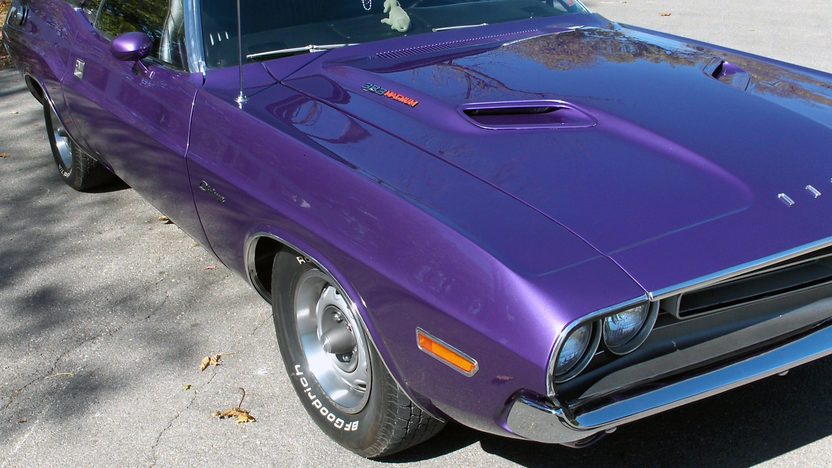 1971 Dodge Challenger Convertible 383/300 HP, Automatic presented as lot F14 at Kansas City, MO 2011 - image9