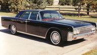 1963 Lincoln Continental 4-Door Sedan 430 CI, Automatic presented as lot F20 at Kansas City, MO 2011 - thumbail image3