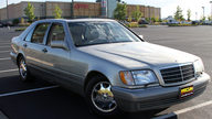 1995 Mercedes-Benz S420 presented as lot F26 at Kansas City, MO 2011 - thumbail image2