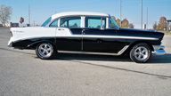 1956 Chevrolet Bel Air 4-Door Sedan 350 CI, Automatic presented as lot F27 at Kansas City, MO 2011 - thumbail image3