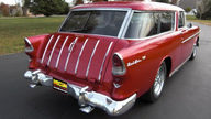 1955 Chevrolet Nomad Station Wagon 350 CI, Automatic presented as lot F31 at Kansas City, MO 2011 - thumbail image2