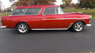 1955 Chevrolet Nomad Station Wagon 350 CI, Automatic presented as lot F31 at Kansas City, MO 2011 - thumbail image8