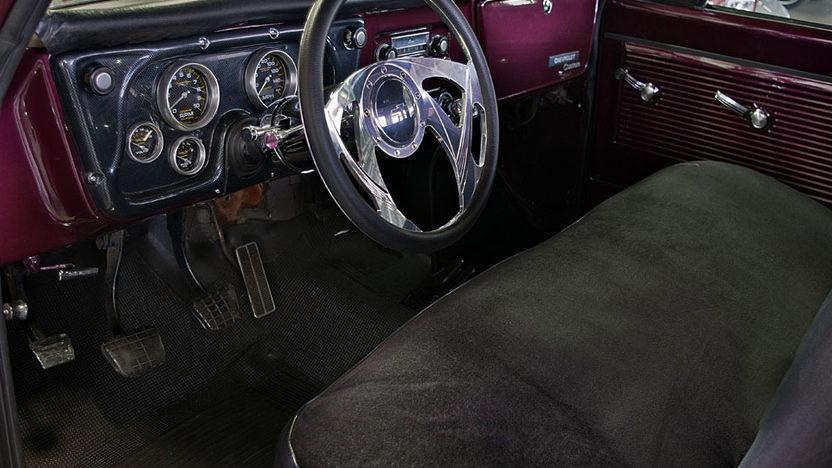 1970 Chevrolet C-10 Pickup presented as lot F33 at Kansas City, MO 2011 - image3