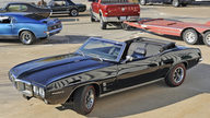 1969 Pontiac Firebird Convertible 350 CI, Automatic presented as lot F35 at Kansas City, MO 2011 - thumbail image7