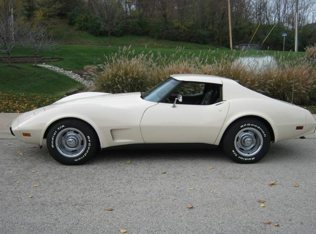 1977 Chevrolet Corvette Coupe 350/180 HP, Automatic presented as lot F37 at Kansas City, MO 2011 - image2