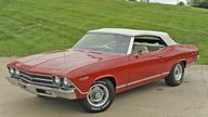 1969 Chevrolet Chevelle Convertible 350 CI, Automatic presented as lot F42 at Kansas City, MO 2011 - thumbail image3