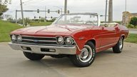 1969 Chevrolet Chevelle Convertible 350 CI, Automatic presented as lot F42 at Kansas City, MO 2011 - thumbail image8