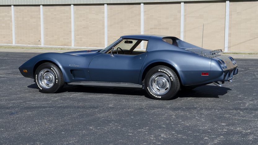 1975 Chevrolet Corvette Coupe 350 CI, Automatic presented as lot F44 at Kansas City, MO 2011 - image2