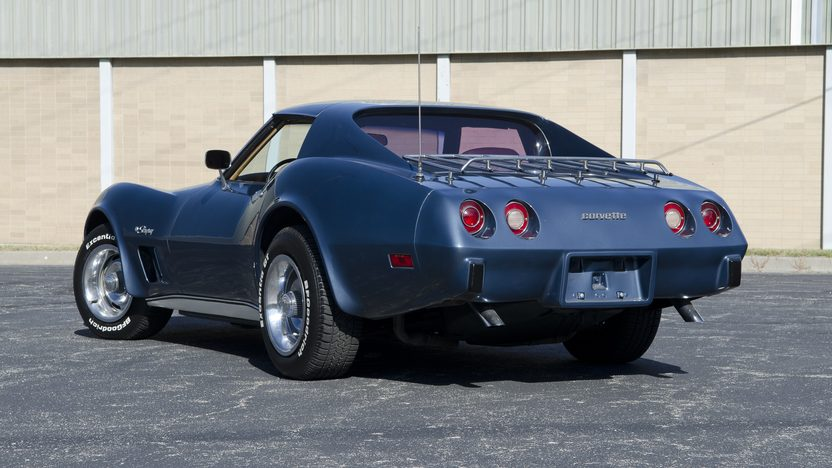1975 Chevrolet Corvette Coupe 350 CI, Automatic presented as lot F44 at Kansas City, MO 2011 - image3
