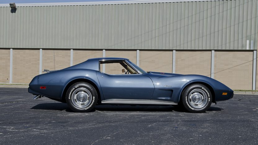 1975 Chevrolet Corvette Coupe 350 CI, Automatic presented as lot F44 at Kansas City, MO 2011 - image9