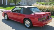 1987 Ford Mustang GT Convertible 5.0L, 5-Speed presented as lot F47 at Kansas City, MO 2011 - thumbail image3