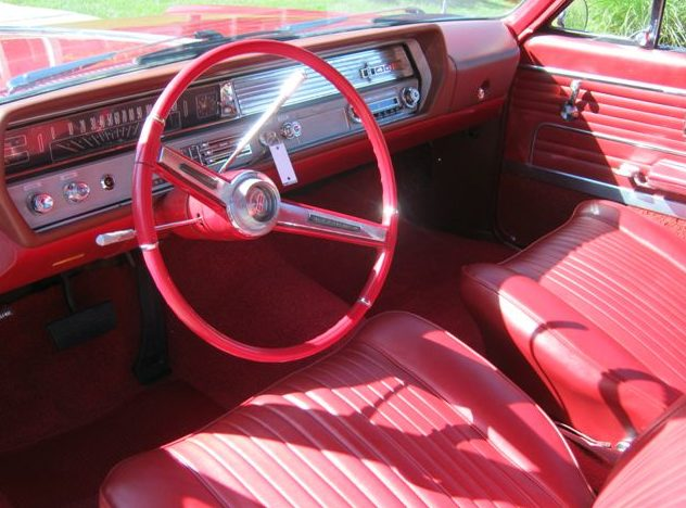 1965 Oldsmobile 442 2-Door Hardtop 400/345 HP, Automatic presented as lot F50 at Kansas City, MO 2011 - image4