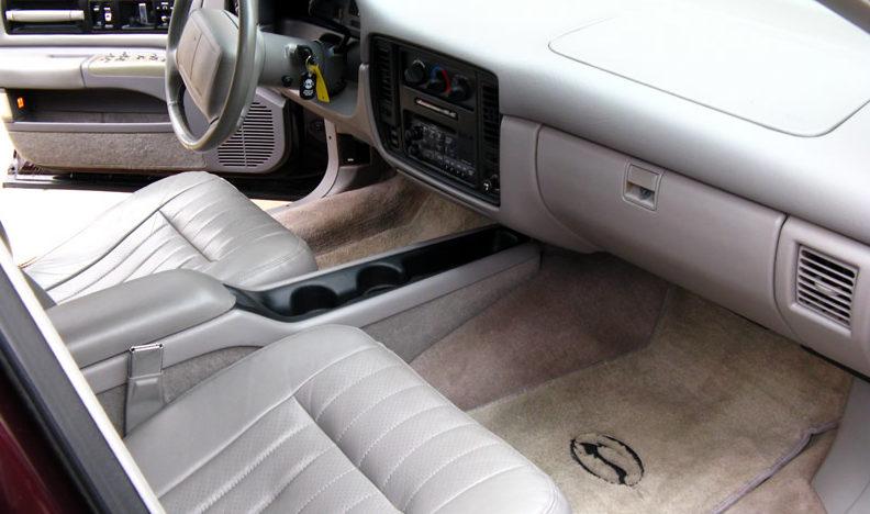 1968 Chevrolet El Camino presented as lot F51 at Kansas City, MO 2011 - image4