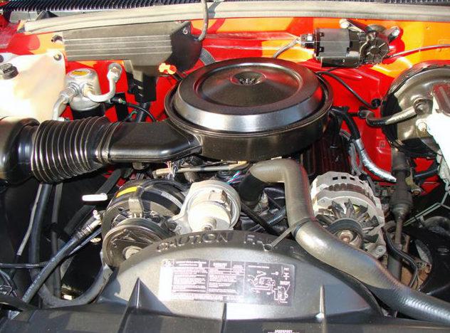 1990 Chevrolet Silverado Pickup 350 CI, Automatic presented as lot F54 at Kansas City, MO 2011 - image4