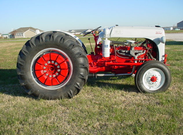 1952 Ford 8N Tractor Manual presented as lot F64 at Kansas City, MO 2011 - image3