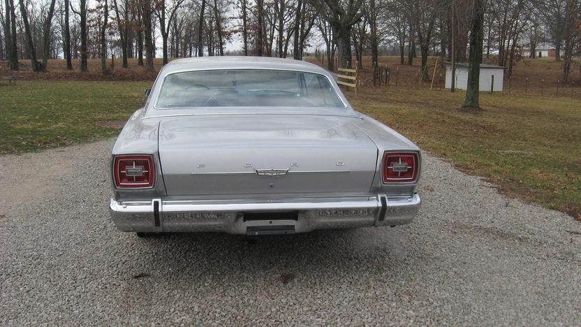 1966 Ford LTD 428 CI, Automatic presented as lot F66 at Kansas City, MO 2011 - image2