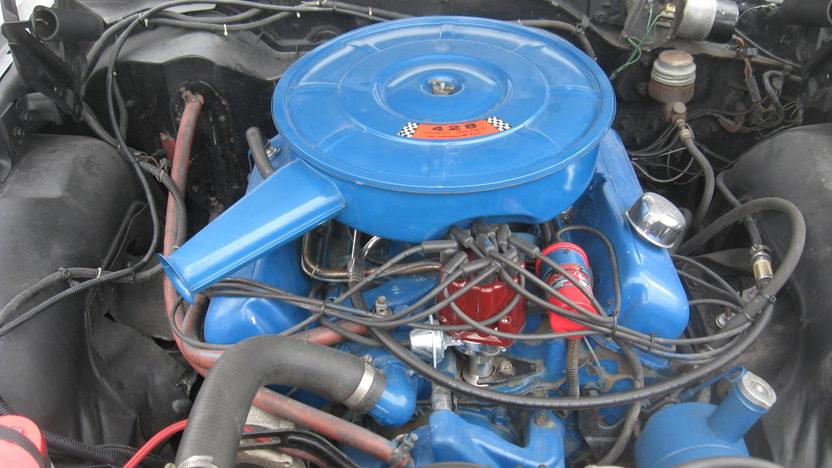 1966 Ford LTD 428 CI, Automatic presented as lot F66 at Kansas City, MO 2011 - image6