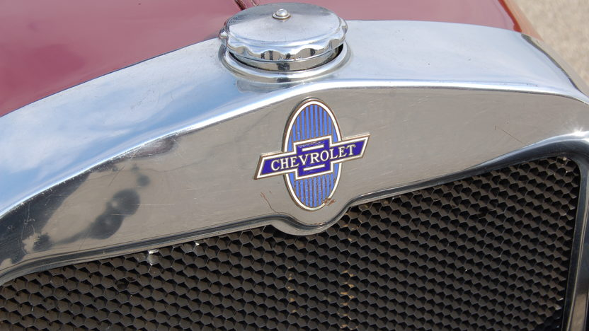 1929 Chevrolet  Roadster 6 CYL, 3-Speed presented as lot F82 at Kansas City, MO 2011 - image7