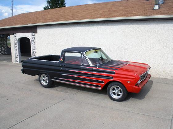 1965 Ford Ranchero 260 CI, Automatic presented as lot F83 at Kansas City, MO 2011 - image10