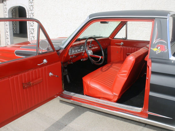 1965 Ford Ranchero 260 CI, Automatic presented as lot F83 at Kansas City, MO 2011 - image5