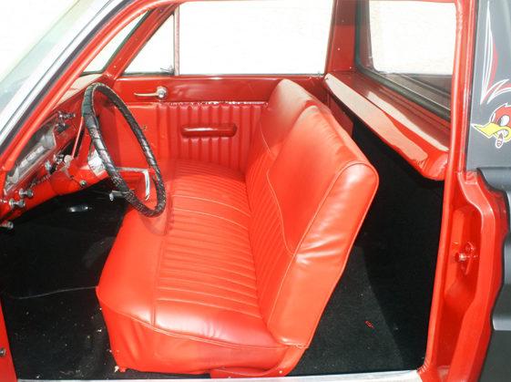 1965 Ford Ranchero 260 CI, Automatic presented as lot F83 at Kansas City, MO 2011 - image6
