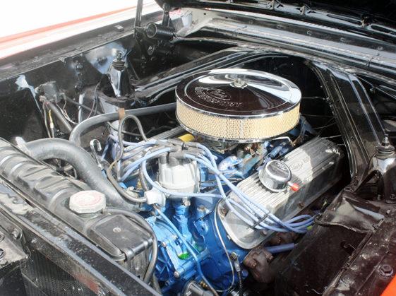 1965 Ford Ranchero 260 CI, Automatic presented as lot F83 at Kansas City, MO 2011 - image7