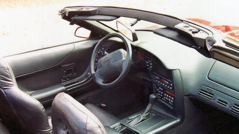 1995 Chevrolet Corvette Convertible LT1, Automatic presented as lot F87 at Kansas City, MO 2011 - image3