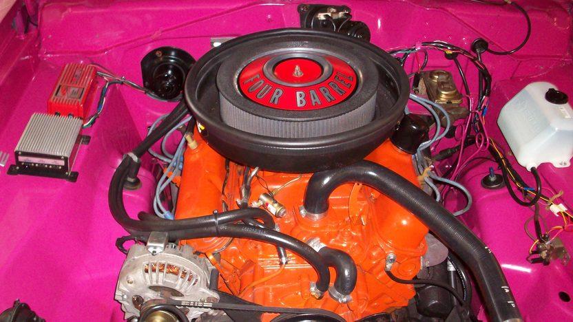1968 Dodge Dart 340/400 HP, Automatic presented as lot F92 at Kansas City, MO 2011 - image4