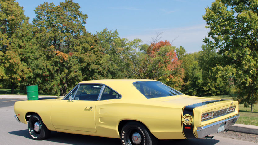 1969 Dodge Super Bee 2-Door Sedan 383/335 HP, 4-Speed presented as lot F107 at Kansas City, MO 2011 - image2