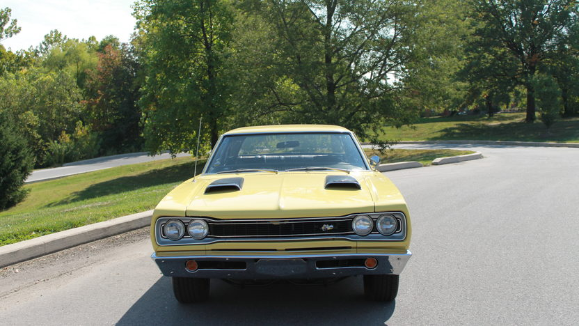 1969 Dodge Super Bee 2-Door Sedan 383/335 HP, 4-Speed presented as lot F107 at Kansas City, MO 2011 - image5