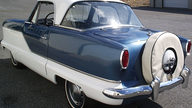 1960 Nash Metropolitan 3-Speed presented as lot F108 at Kansas City, MO 2011 - thumbail image3