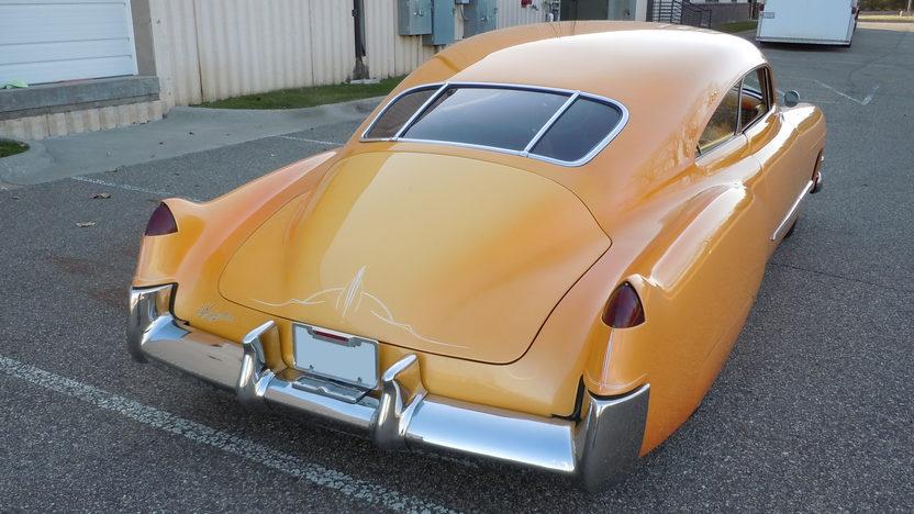 1949 Cadillac Series 62 472 CI, Automatic presented as lot F110 at Kansas City, MO 2011 - image2