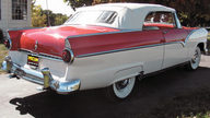 1955 Ford Sunliner Convertible 272 CI, Automatic presented as lot F119 at Kansas City, MO 2011 - thumbail image11
